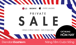 [HẾT HẠN] Private Sale  ...